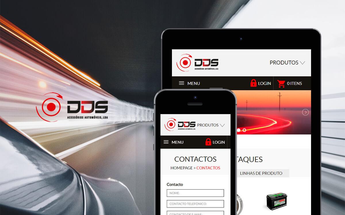 DDS – Acessórios Automóveis