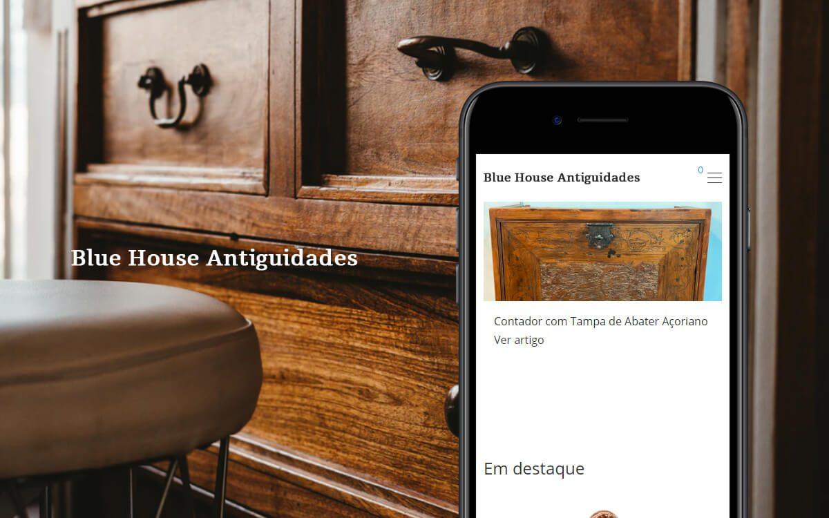 Blue House Antiguidades