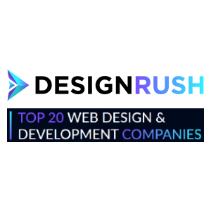 Design Rush Top 20 Web Design & Development Companies | Goweb Agency