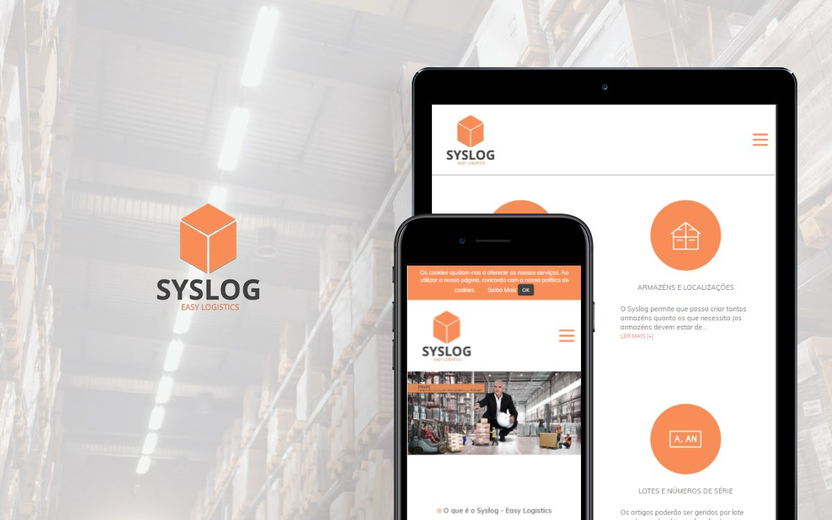 Syslog Easy Logistics