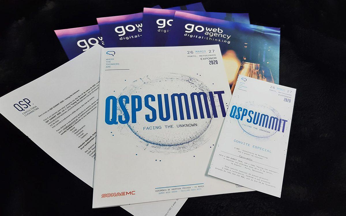 ¡Vuelve QSP Summit! Y también Agencia Goweb