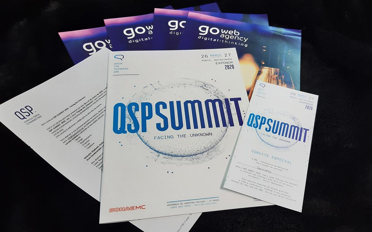 QSP Summit está de volta! E a Goweb Agency também!